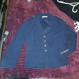 Vintage Ricki's military inspired jacket